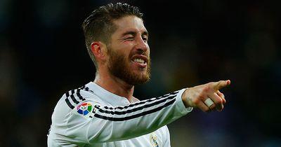 Sergio Ramos in beeindruckender Form
