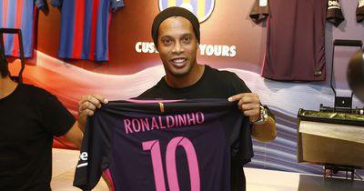 Throwback: Als Ronaldinho einen einzigartigen Rekord brach