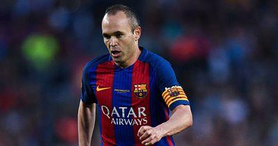 Zwei Spieler sollen Iniesta ersetzen