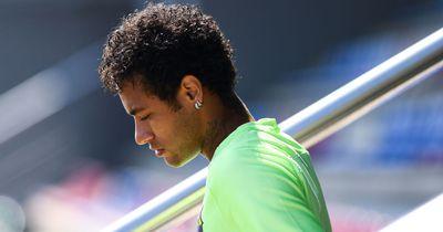 So machte sich Neymar zum Gespött der Mitspieler