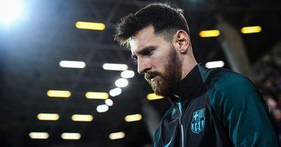 Messi bedauert das Leiden in Syrien