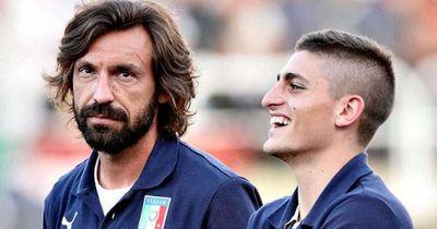 Das sagt Andrea Pirlo über Marco Verratti