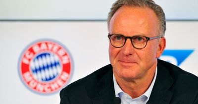 """Bayern-Boss Rummenigge: """"Dieser Verein ist die Nummer 1 in Europa"""""""