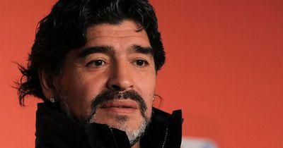 Maradona über die Messi-Strafe