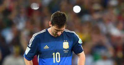 Lionel Messi: Seine Entschuldigung für die FIFA-Sperre