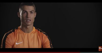 So ehrt Cristiano Ronaldo Manchester United