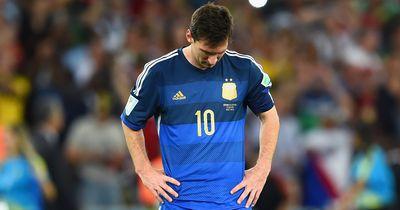Landsmann stoppt Messi der beste Spieler aller Zeiten zu werden