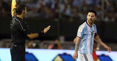 Messi im Krieg mit der FIFA
