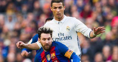 Neue Statistik will CR7 besser machen als Messi