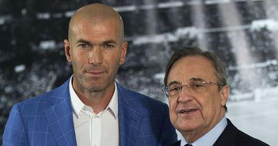Einmaliges Lob für Zinedine Zidane