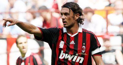 """Maldini: """"Das sind die zwei besten Abwehrspieler der Welt"""""""