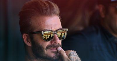 """Beckham: """"Er ist der größte Konkurrent von CR7 und Messi"""""""