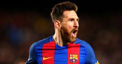 Die besten Tore von Lionel Messi