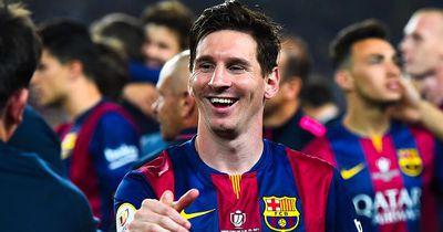 Das Vermögen von Lionel Messi