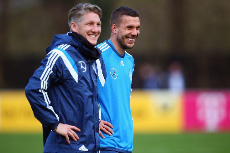 Die 5 größten Freundschaften unter Fußballern