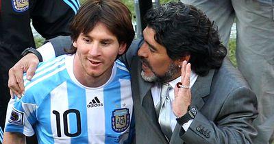 Die 5 größten Momente in der Karriere von Maradona