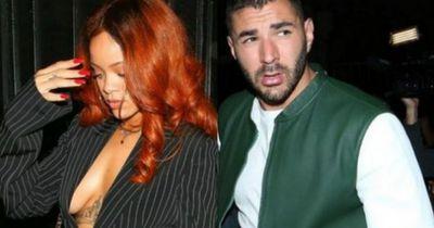 Darum hat Rihanna mit Benzema Schluss gemacht