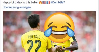 Social Media Fail - Pulisic blamiert sich komplett!