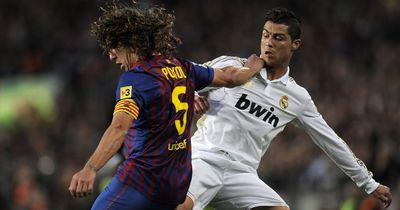 Puyol spricht über Ronaldo