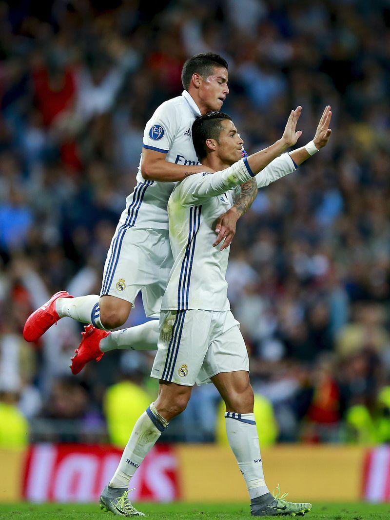 Sieben großartige Zitate von Cristiano Ronaldo