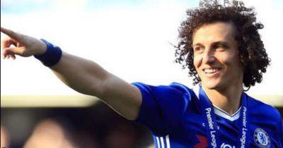 Dieses unfassbare Geschenk macht David Luiz seinen Chelsea-Teamkollegen