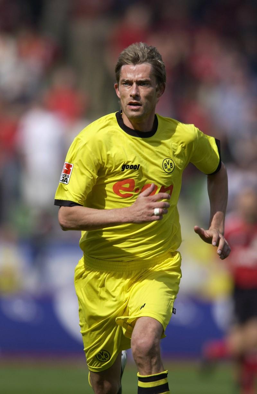 Der Norwegr Andre Bergdölmo wechselte 2008 zu Dortmund und konnte dort nicht überzeugen