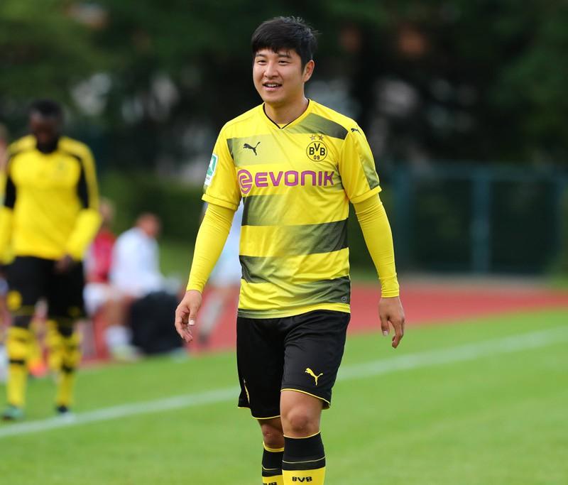 Joo-Ho Paark konnte beim BVB nicht wirklich überzeugen und wechselte wieder