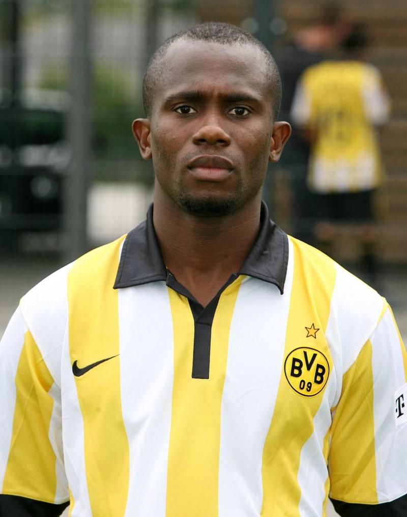 Matthew Amoah war ein Held aus Holland. Beim BVB war er zu schlecht