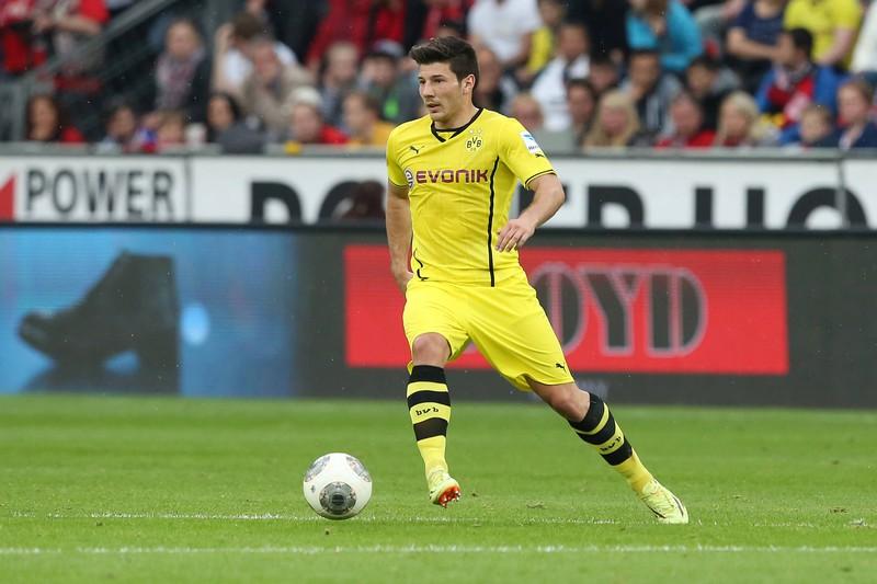 Milos Jojic konnte in einer Saison beim BVB nicht überzeugen