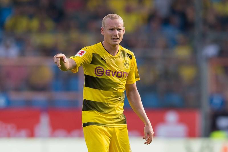 Sebastian Rode verpasste beim BVB eine komplette Saison