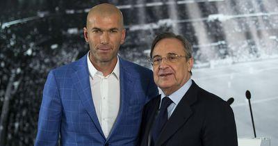 Zinedine Zidane: So lief sein Wechsel ab