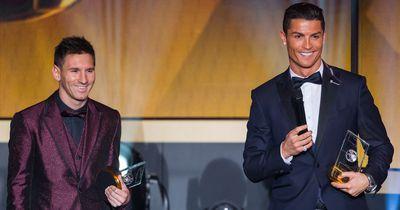Diese Worte findet Lionel Messi über Cristiano Ronaldo