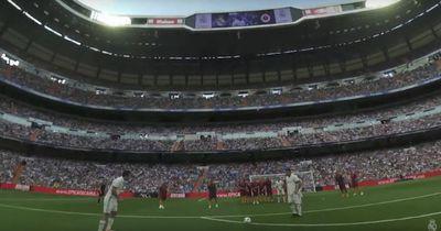 Roberto Carlos zeigt euch das Bernabeu