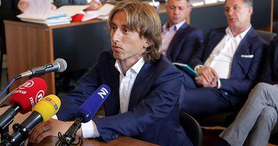 Luka Modrić: Droht jetzt das Gefängnis?