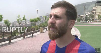 Doppelgänger-Alarm: Er sieht aus wie Lionel Messi