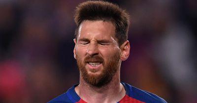 Messi schockt Barca