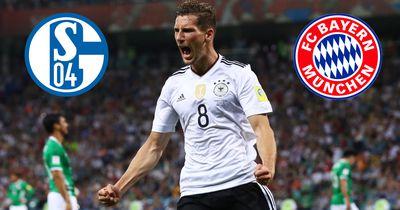 Das sagt Schalkes Leon Goretzka über seine Zukunft