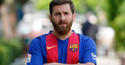 Messi-Doppelgänger im Iran festgenommen