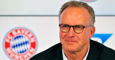 Rummenigge gibt Versprechen an die Bayern-Fans ab
