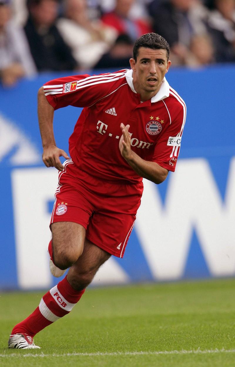 Der Ex-Spieler Roy Makaay, der auch als Nationalspieler tätig war und bis 2007 bei den Bayern spielte