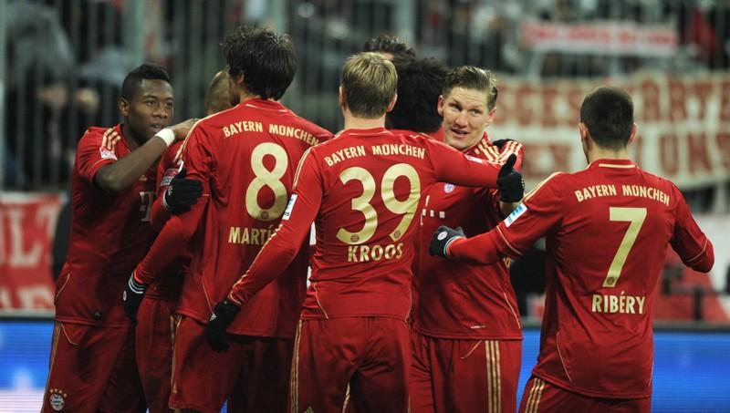 Der Fc Bayern München als Mannschaft, die einige Spieler wohl besser nicht abgegeben hätten