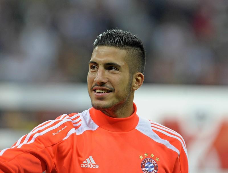 Der Fußballer Emre Can, der von Bayern nach Leverkusen ging und dann bei Liverpool spielte
