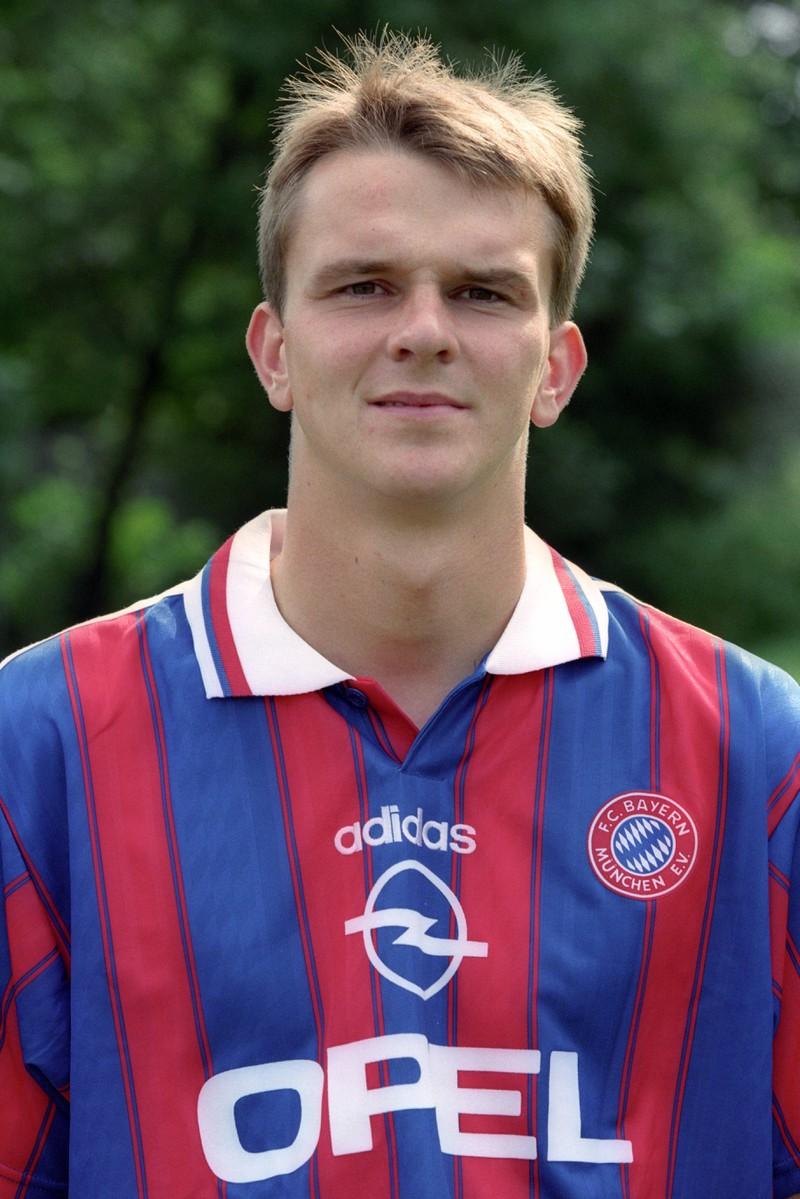Der Fußballspieler Dietmar Hamann