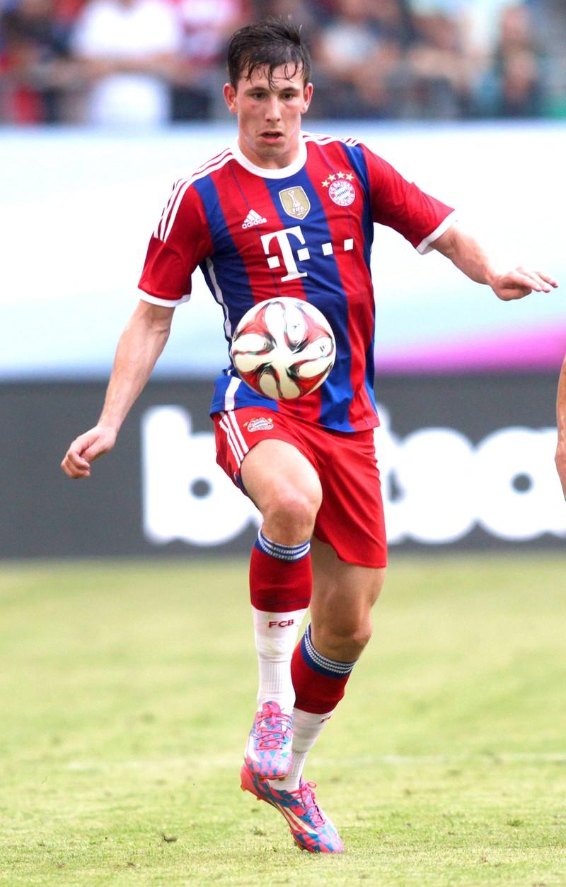 Pierre EmileHøjbjerg als Ex-Bayernspieler, der erst nach seinem Abgang sein Können unter Beweis stellte