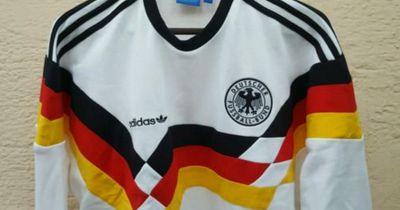 So sieht das DFB-Trikot für die WM 2018 aus