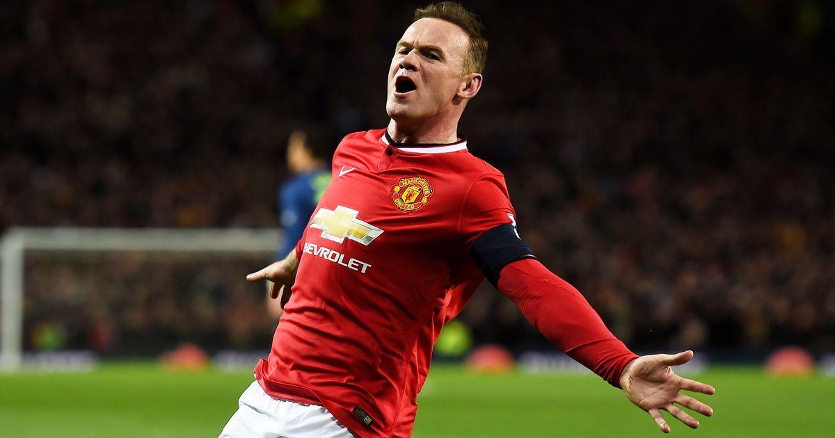 Wayne Rooney über seine Zeit bei Manchester United