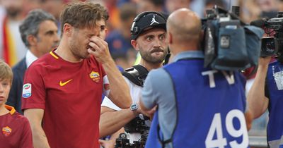 Totti: Das macht die Roma-Legende jetzt