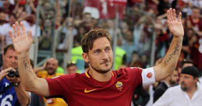 Darum scheiterte ein Wechsel von Francesco Totti