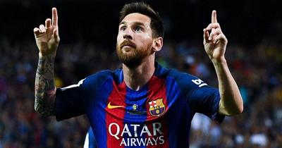 Die Traumelf von Lionel Messi