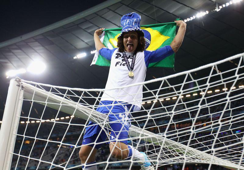 David Luiz: Details aus seinem Privat-Leben...